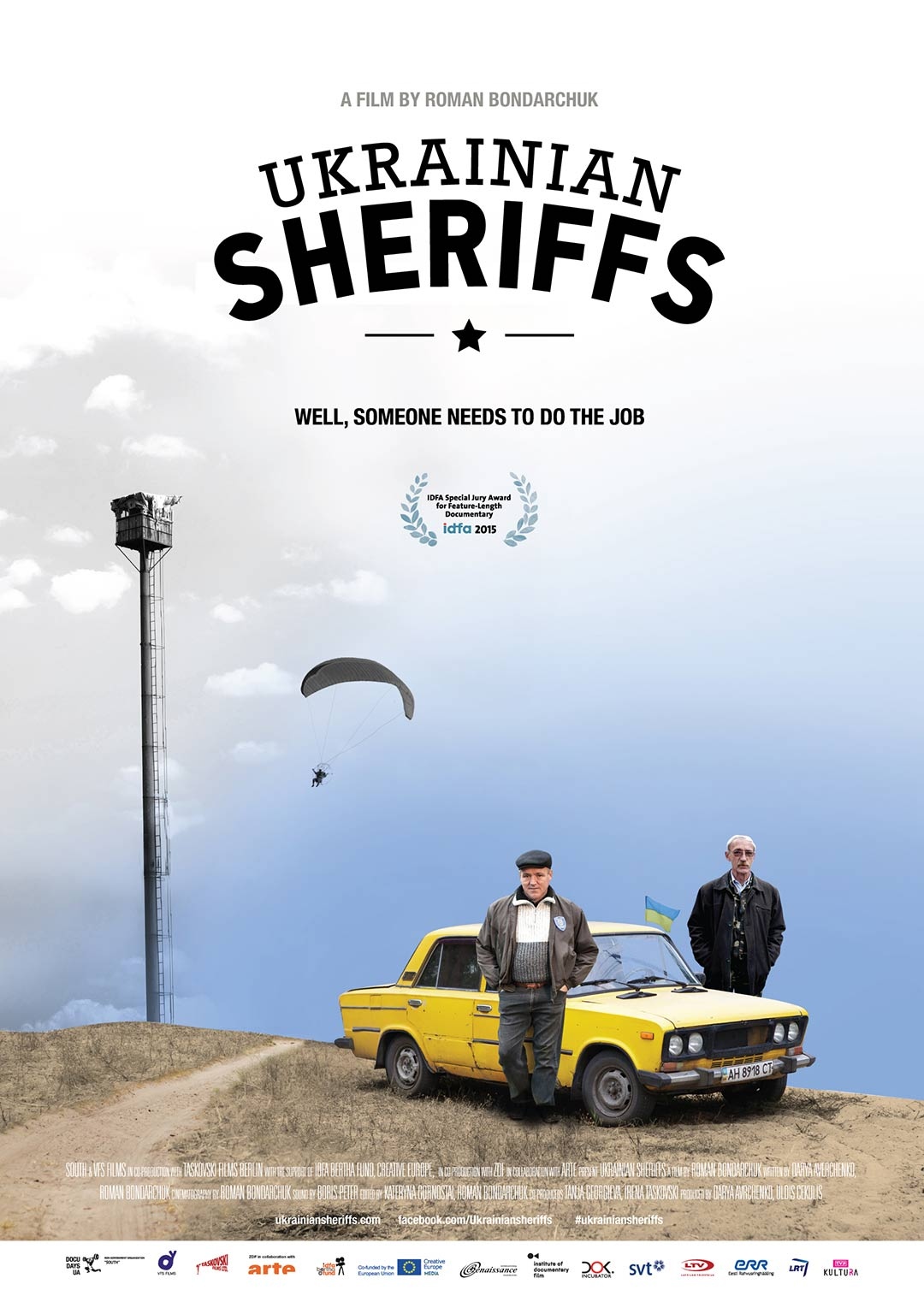 Ukrainian Sheriffs Poster #1