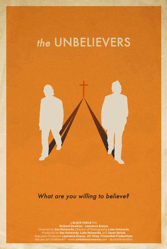 The Unbelievers Poster #1