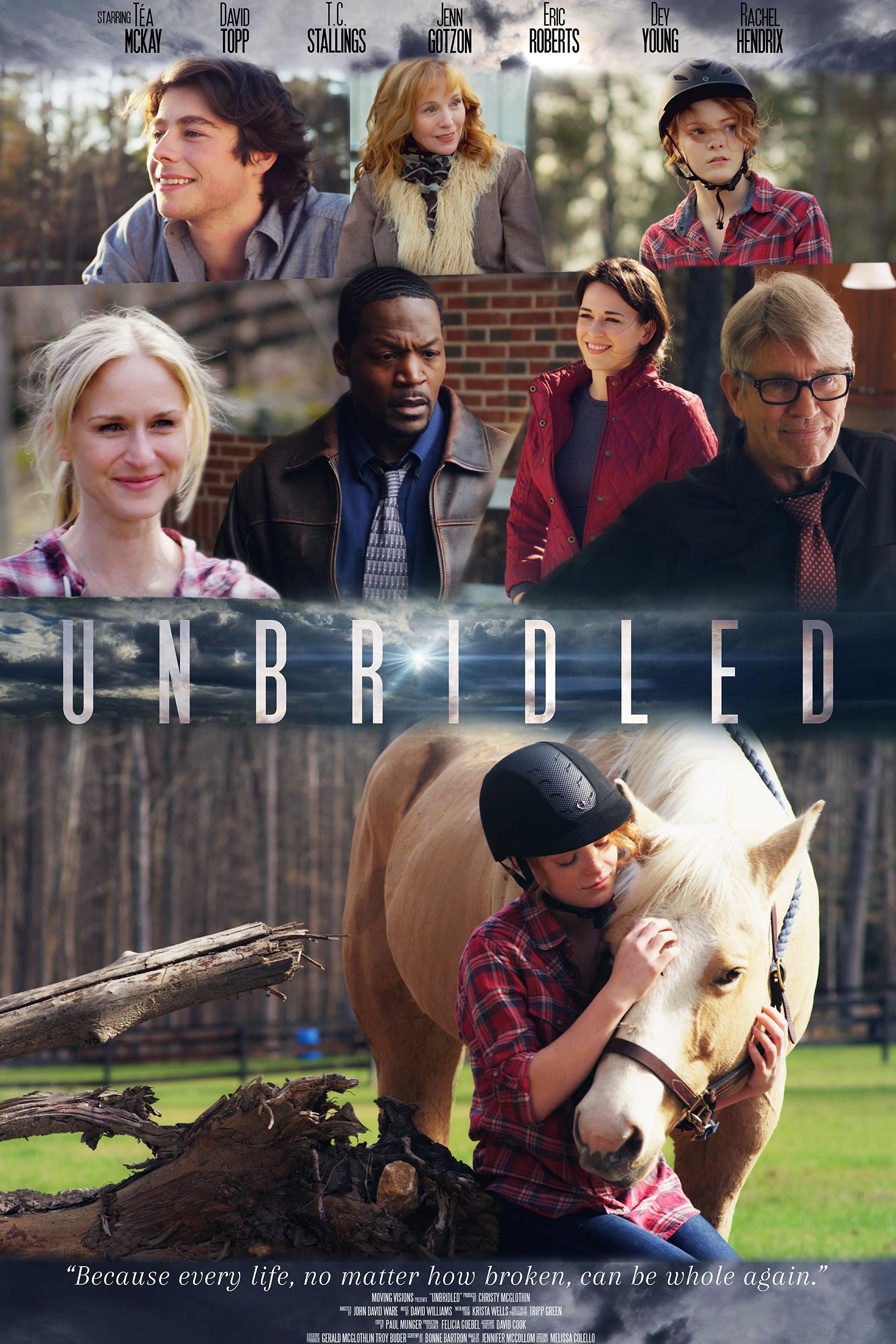 Unbridled Poster #1