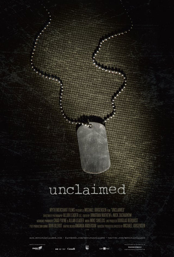 Unclaimed Poster #1