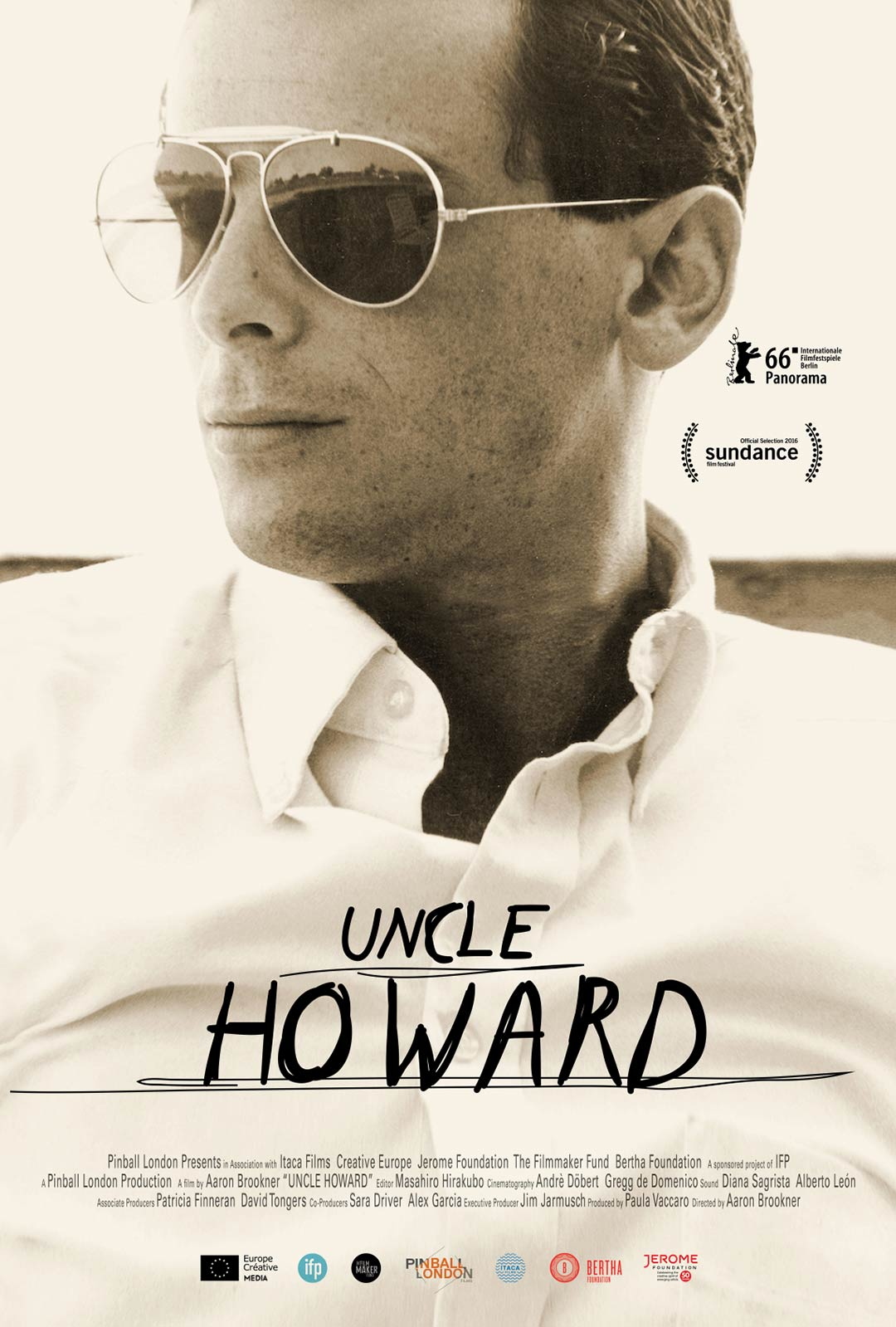 Uncle Howard Poster #1