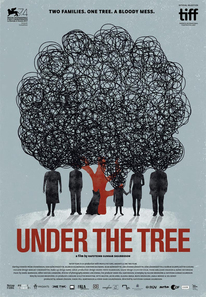Under the Tree Poster #1