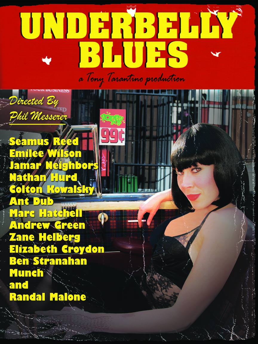 Underbelly Blues Poster #1