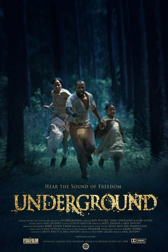 Underground (Short) Poster #1