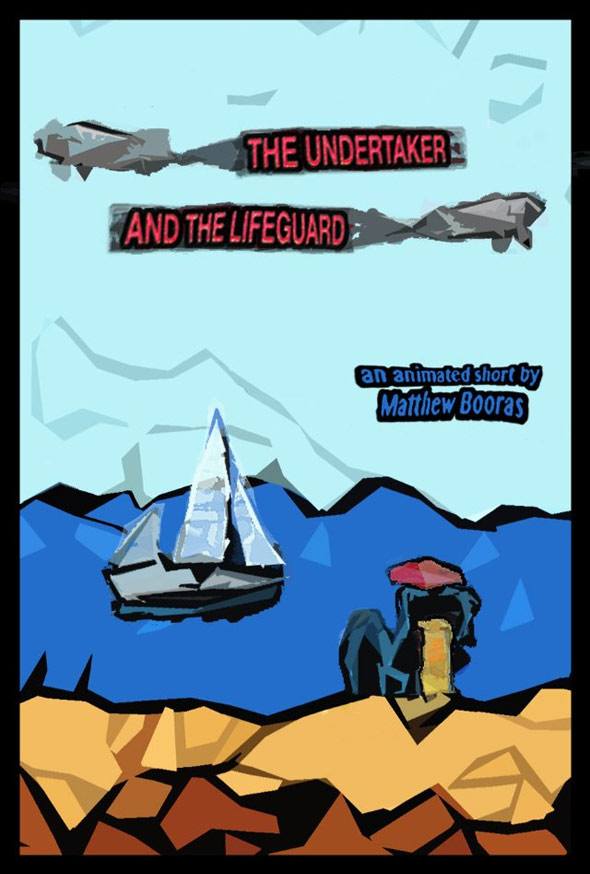 The Undertaker and the Lifeguard Poster #1