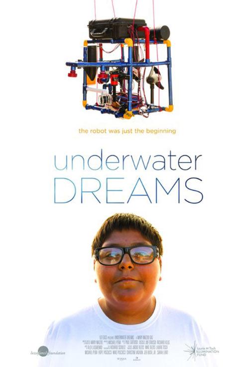 Underwater Dreams Poster #1