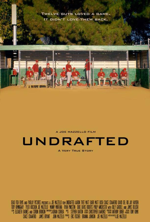 Undrafted Poster #1