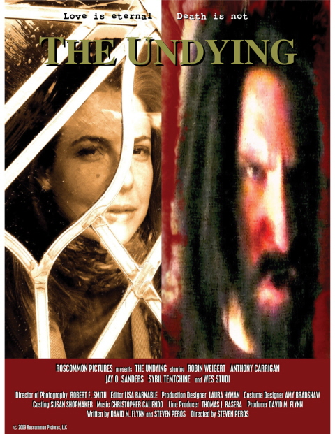 The Undying Poster #1