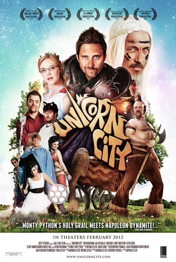 Unicorn City Poster #1