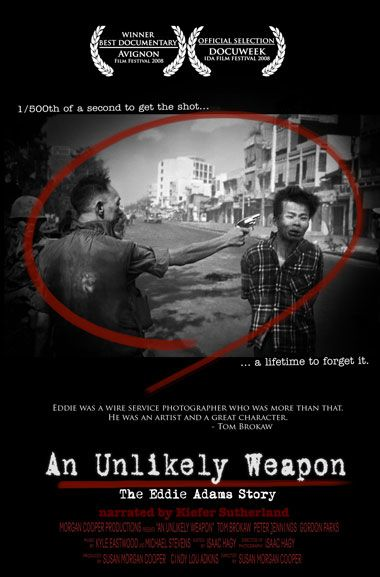 An Unlikely Weapon Poster #1