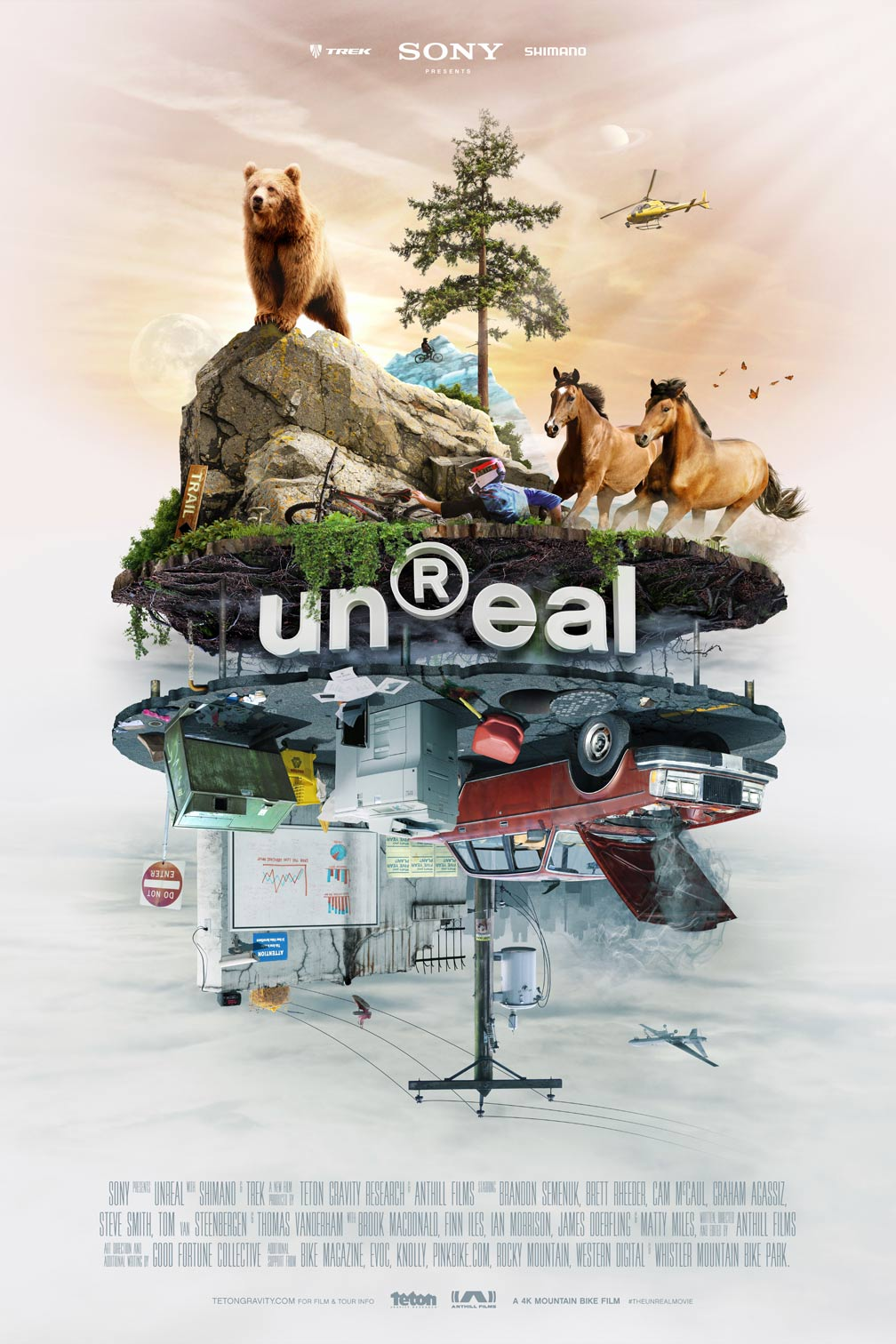 unReal Poster #1