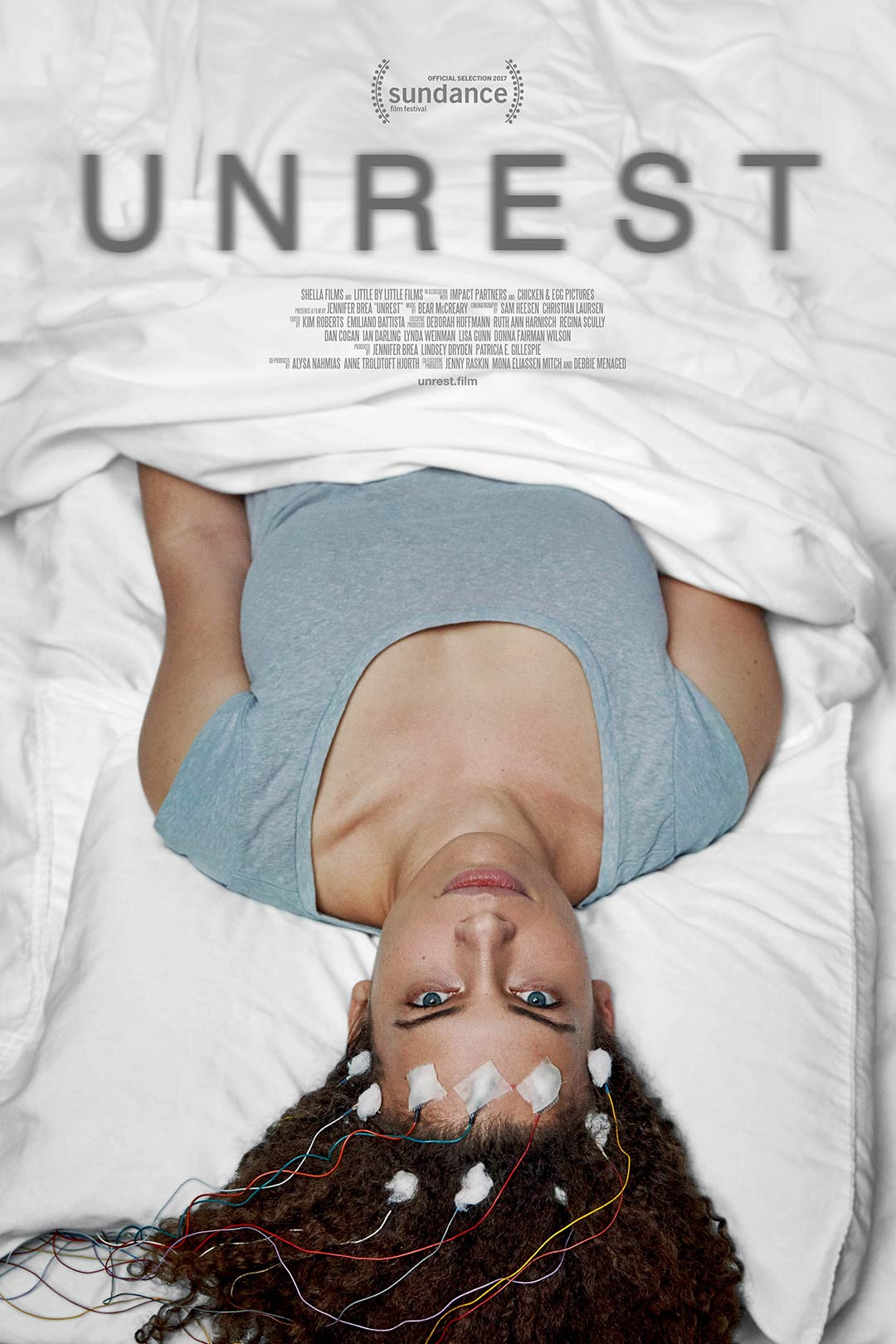 Unrest Poster #1