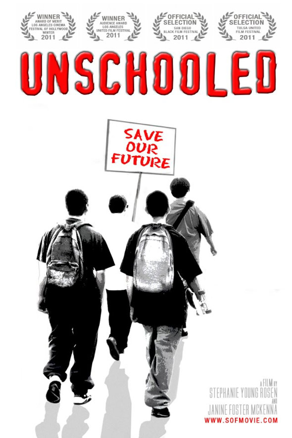 Unschooled: Save Our Future Poster #1