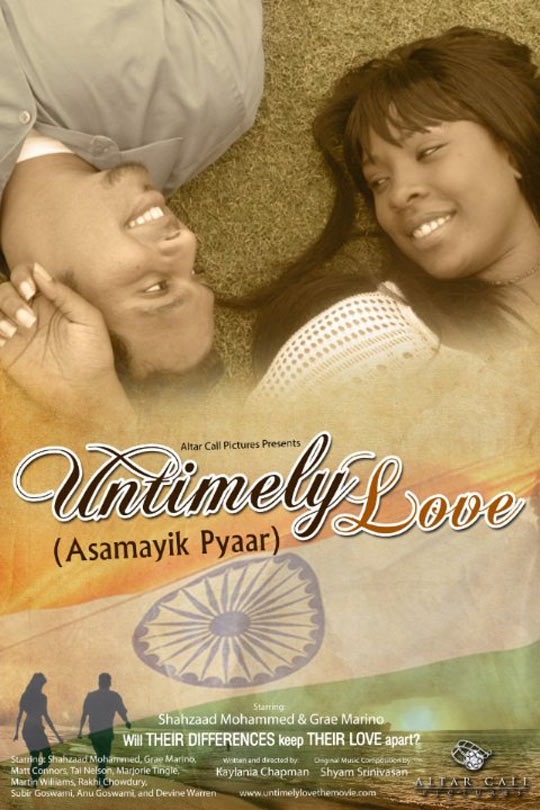 Untimely Love Poster #1