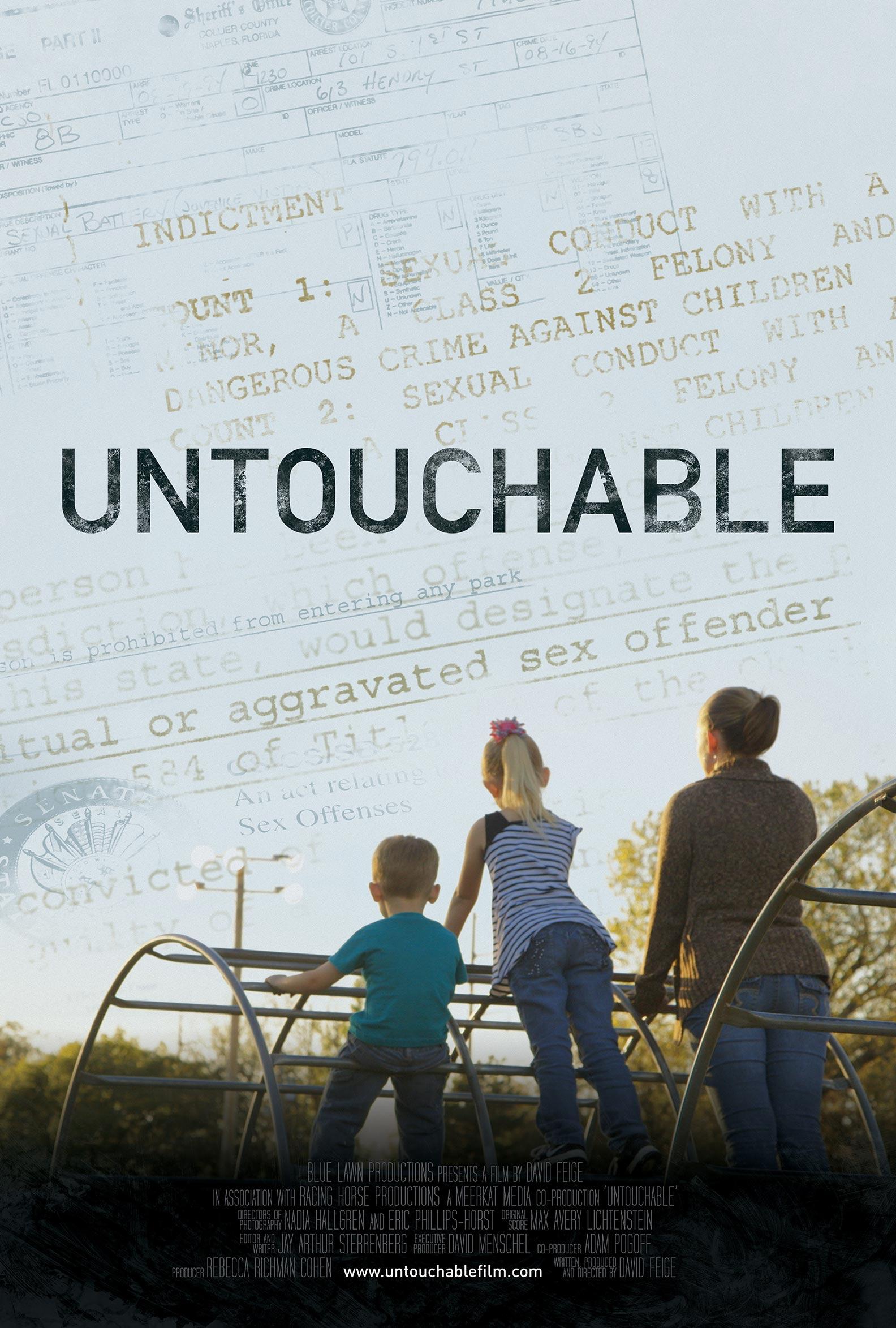 Untouchable Poster #1