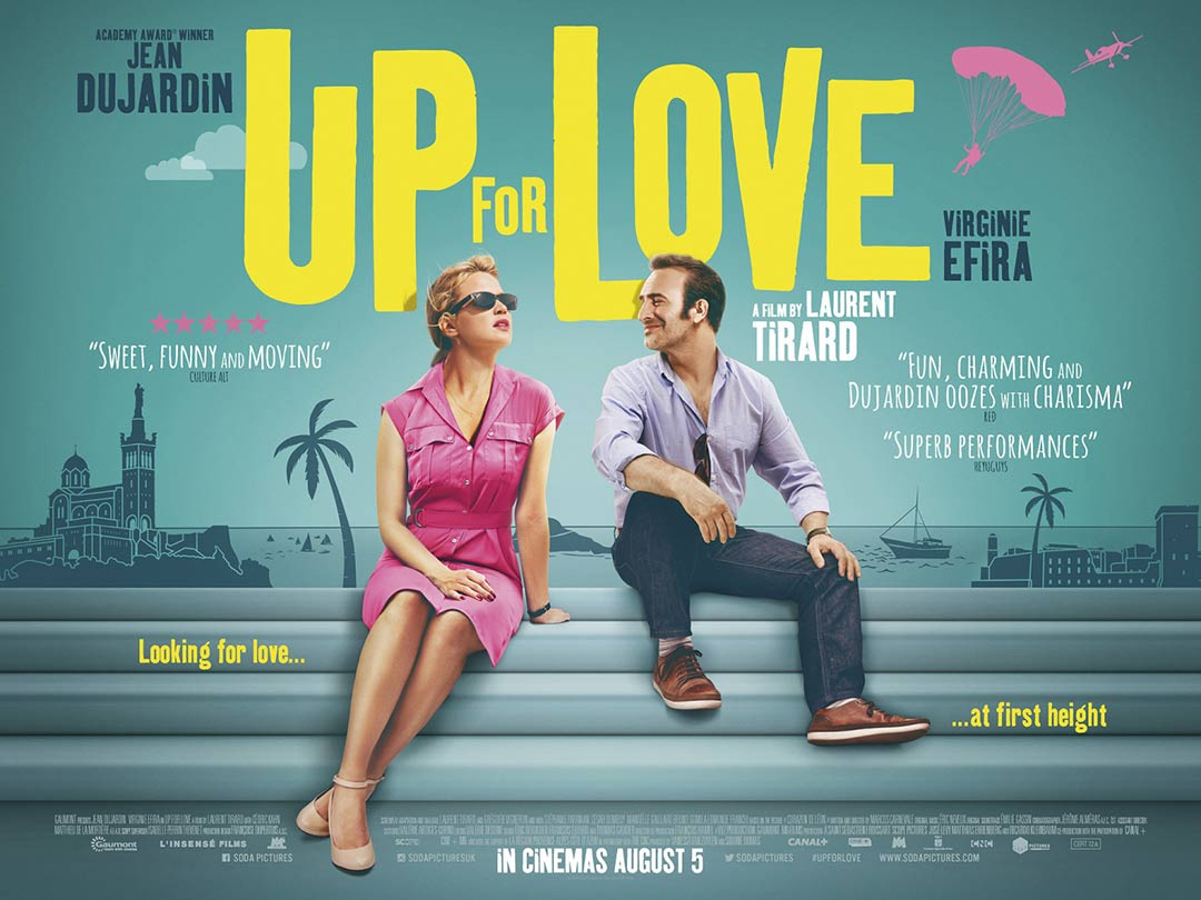 Up for Love Poster #4