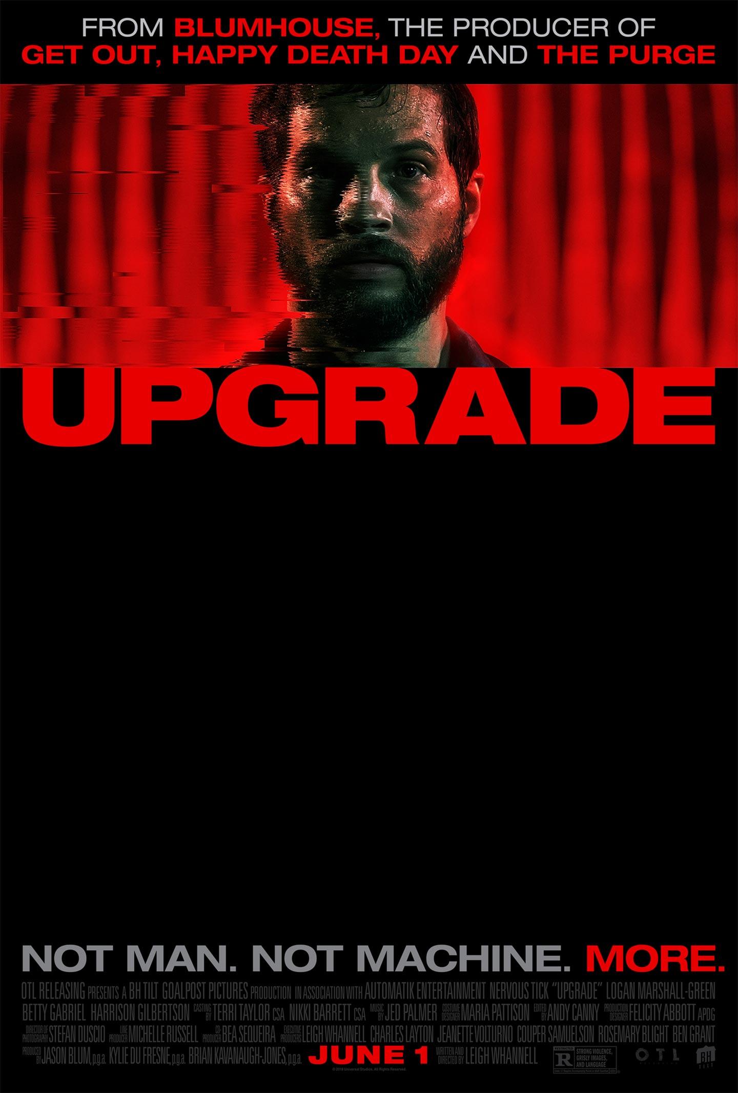 Upgrade Poster #1