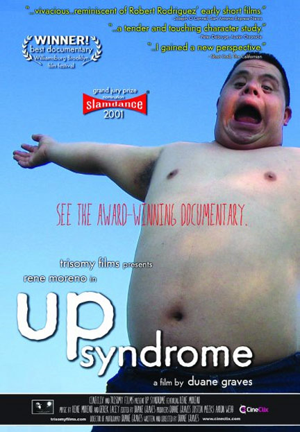 Up Syndrome Poster #1