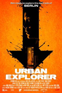 Urban Explorer Poster #1