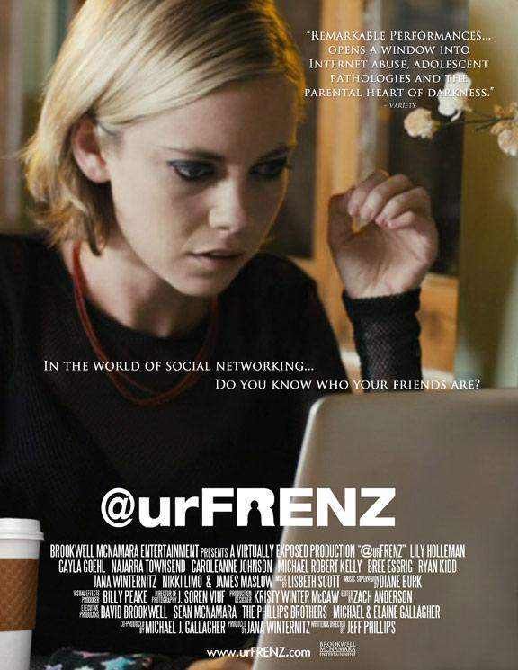 @UrFrenz Poster #1