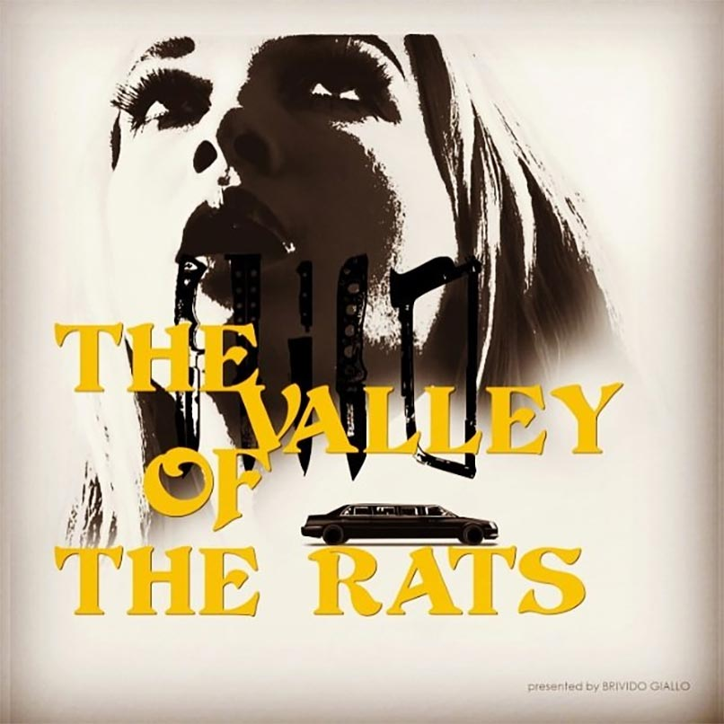 The Valley of the Rats Poster #1