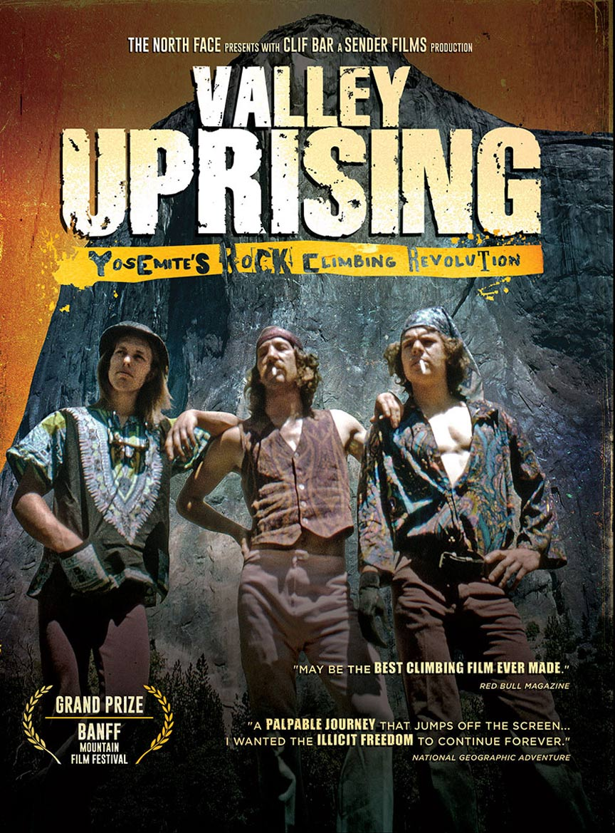 Valley Uprising Poster #1