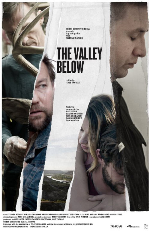 The Valley Below Poster #1