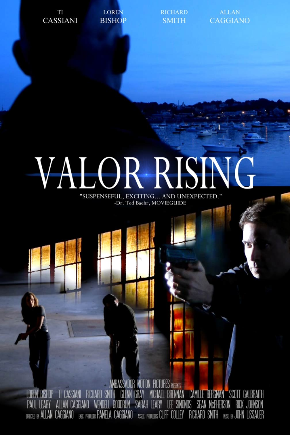 Valor Rising Poster #1