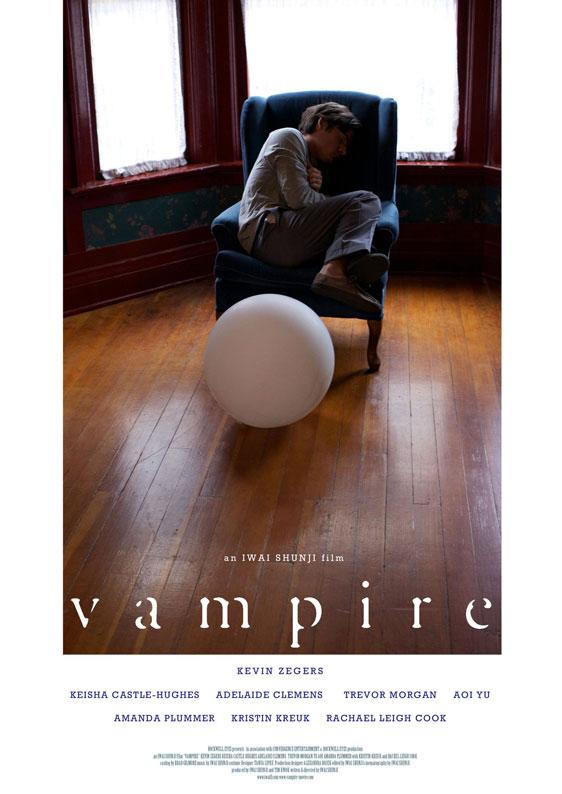 Vampire Poster #1