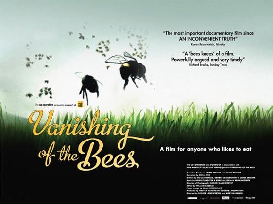 Vanishing Bees Poster #1