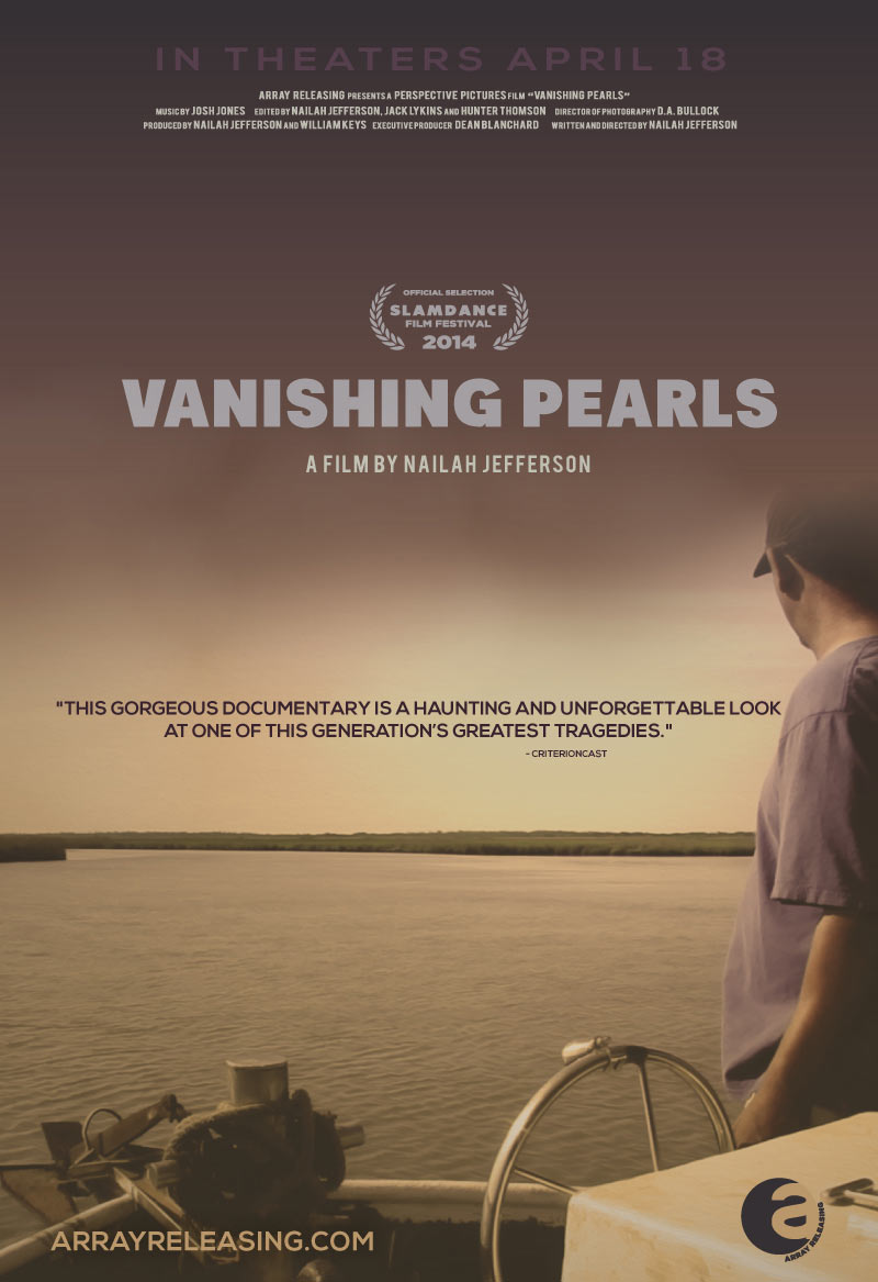 Vanishing Pearls: The Oystermen of Pointe a la Hache Poster #1