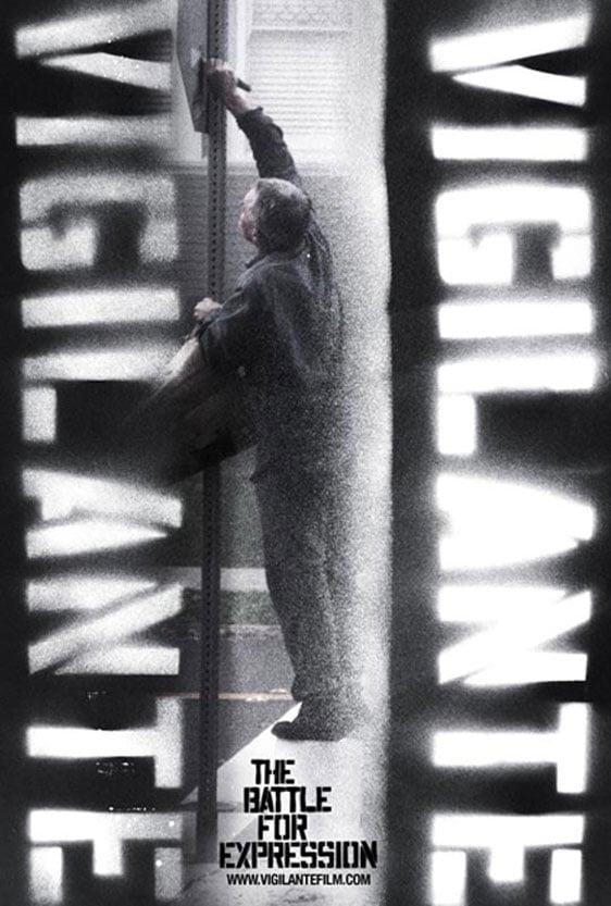 Vigilante Vigilante Poster #1