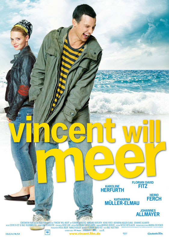 Vincent Wants to Sea Poster #2