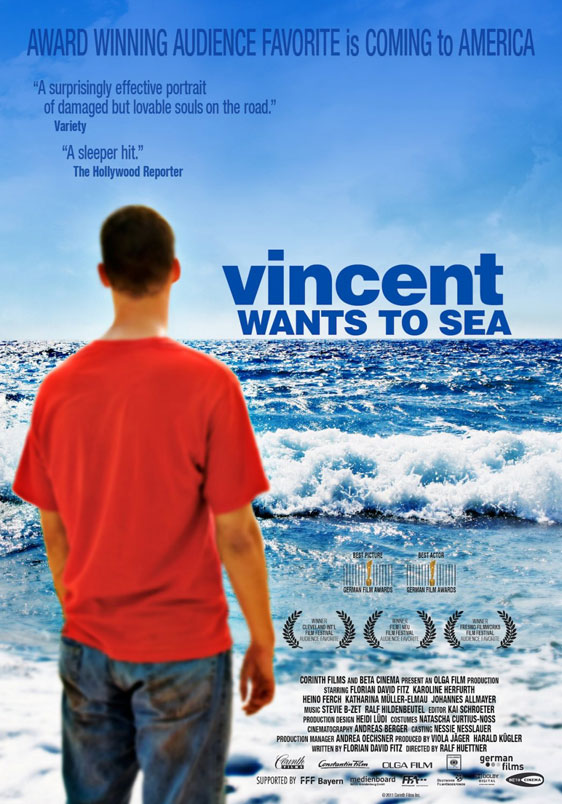 Vincent Wants to Sea Poster #1