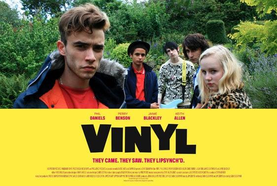 Vinyl Poster #1