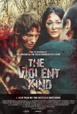 The Violent Kind Poster #2