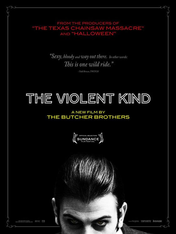 The Violent Kind Poster #3
