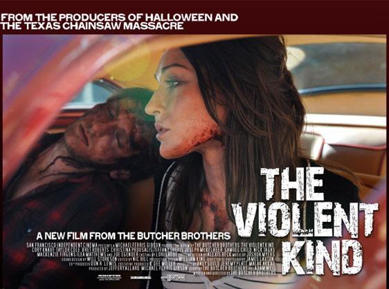 The Violent Kind Poster #1
