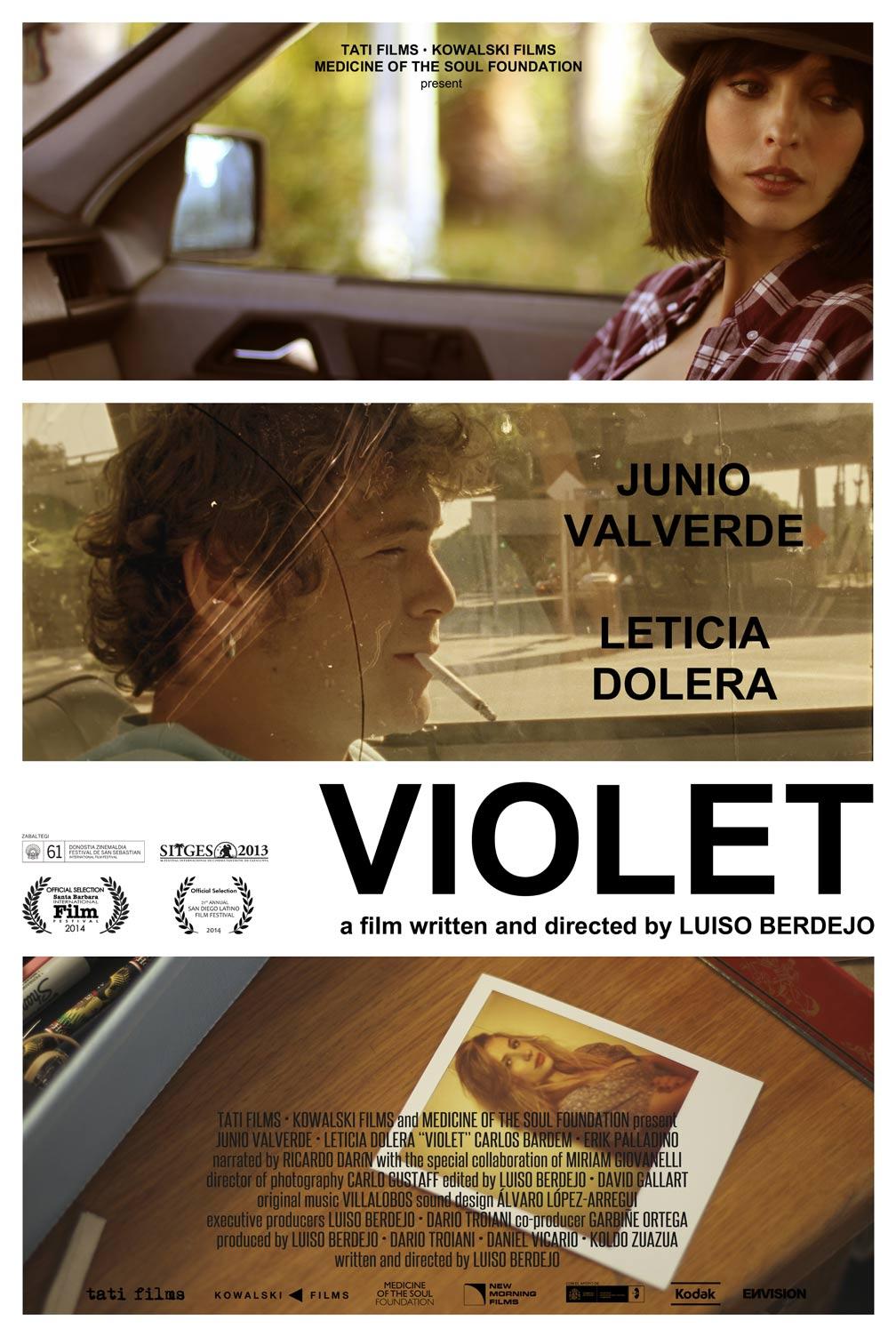 Violet Poster #1