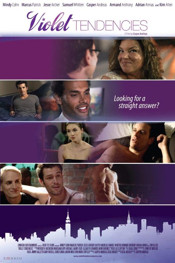 Violet Tendencies Poster #1