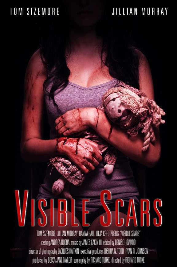 Visible Scars Poster #1