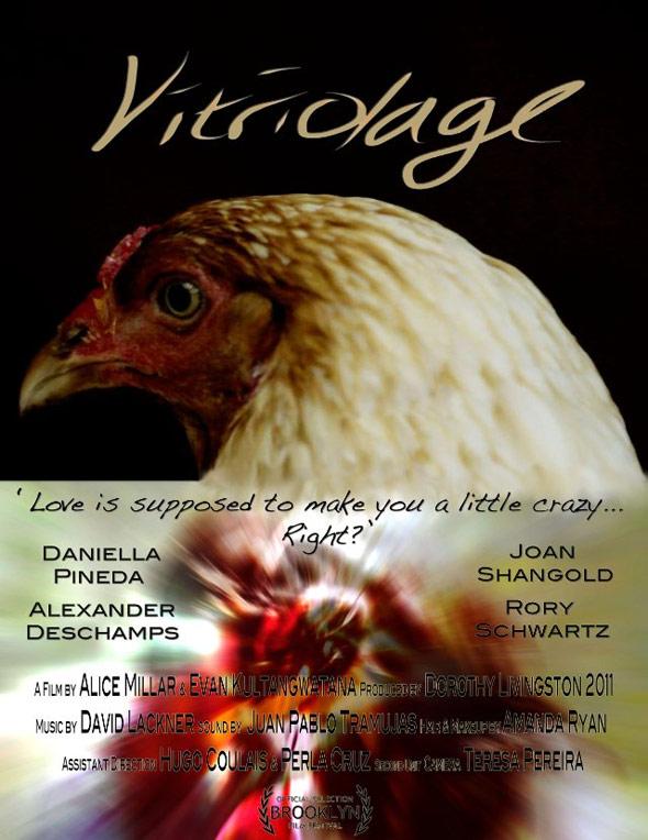 Vitriolage Poster #1