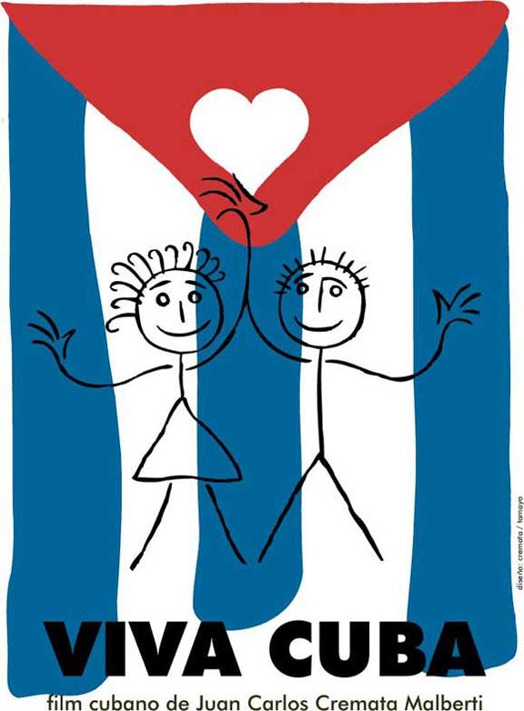 Viva Cuba Poster #1
