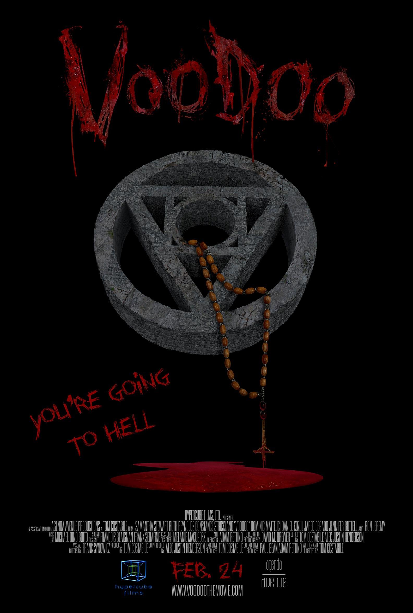 VooDoo Poster #1