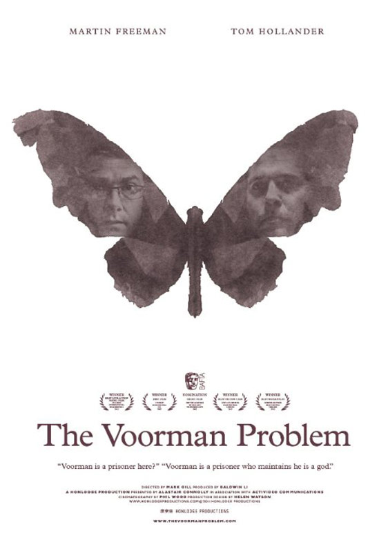 The Voorman Problem Poster #1