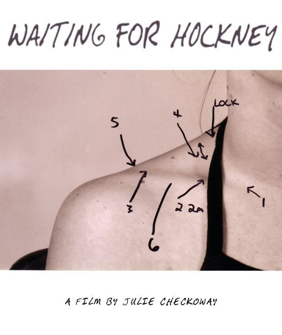 Waiting for Hockney Poster #1