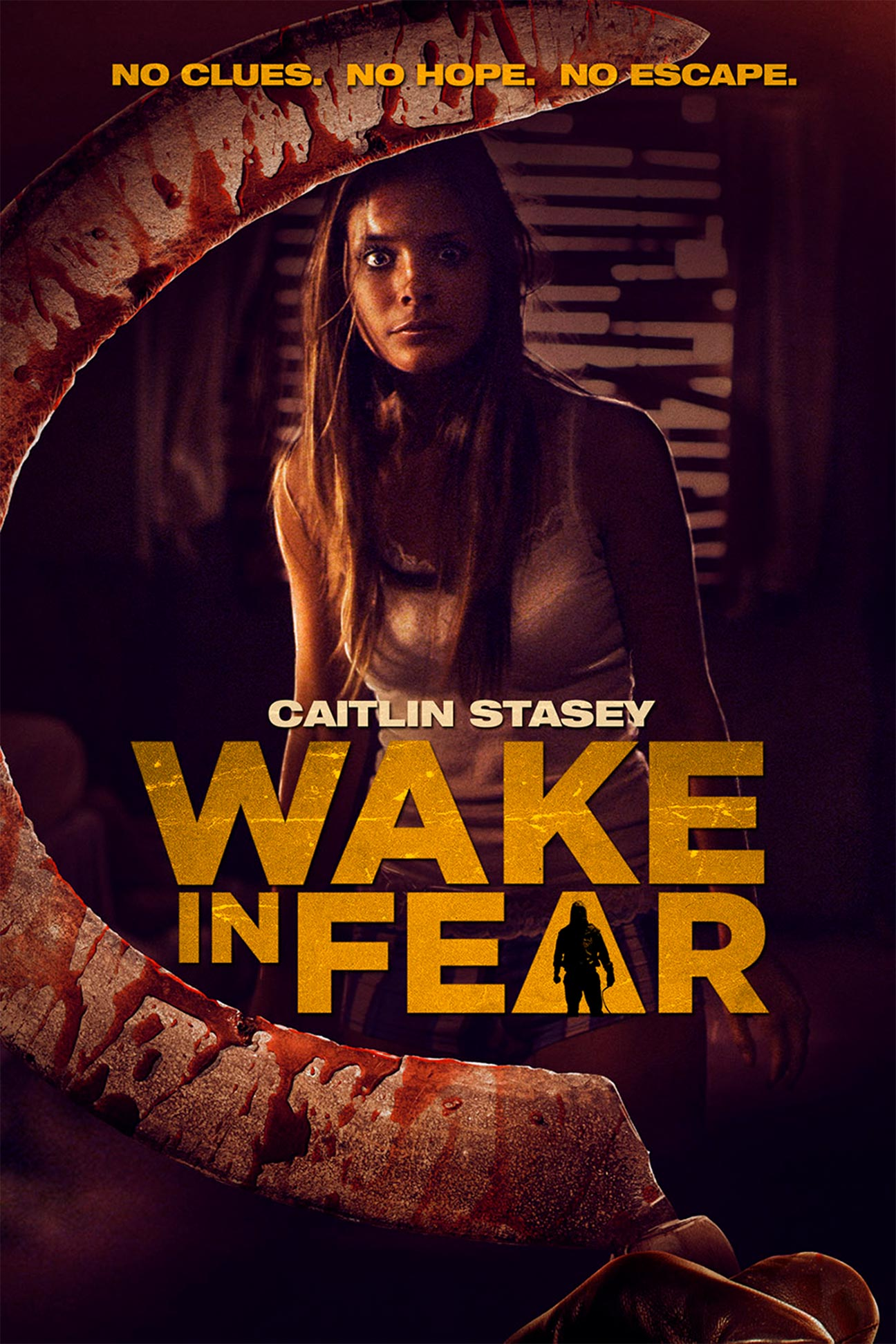 Wake in Fear Poster #1