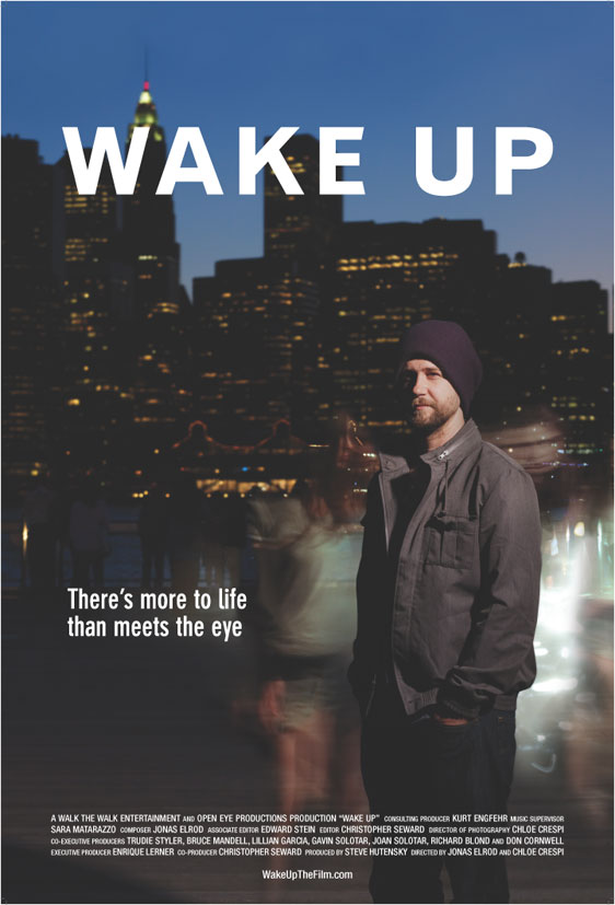 Wake Up Poster #1