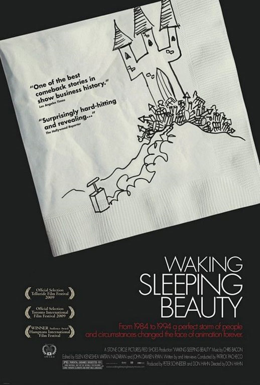 Waking Sleeping Beauty Poster #1