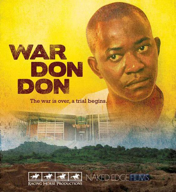 War Don Don Poster #1